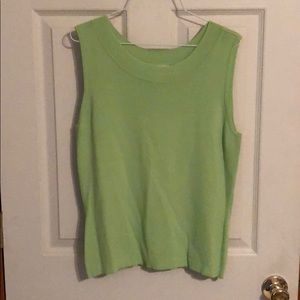 Ladies shell tank